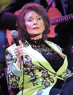 Loretta Lynn Color Photo