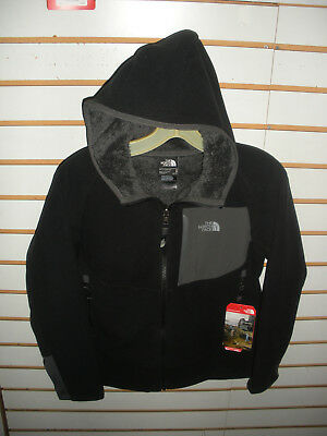 The North Face Boys -Youth Chimborazo Hoodie Fleece Jacket- A7As- Black- S.m,xl