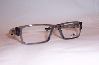 64903981ed NEW OAKLEY EYEGLASSES AIRDROP OX 8046 8046-03 GRAY 51mm RX AUTHENTIC 804603