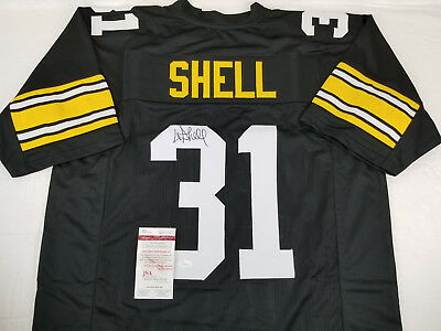 4c90f789194 Donnie Shell Pittsburgh Steelers Signed Jersey JSA Witness Auto COA   WP949757