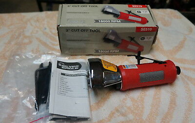 Matco Tools  Silver Eagle 3'' Cut Off Tool Se510 Nib Air Pneumatic 18000Rpm