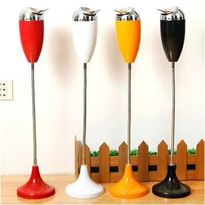 Creative Design Vintage Outdoor Standing Metal Ashtray Height Adjustable 4 Color