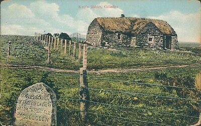 Culloden kings stables 1911