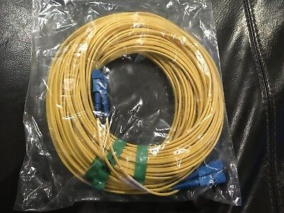 20m Fibre Optic Cable NEW