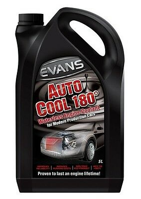 Evans Waterless Coolant - Auto Cool 180° - Kühlmittel -  5 Ltr.
