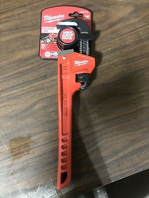 12 Inch Milwaukee Pipe Wrench