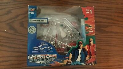OCC American Choppers Die cast Christmas Bike 1:18 Scale 2005