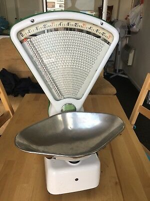 vintage avery sweet shop scales, 1/4 Oz Increments Up To 3lb