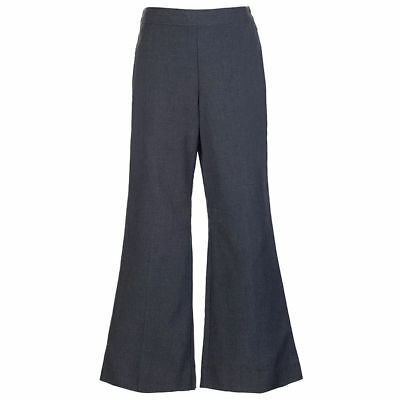 Girls School Trouser Grey Bootcut Flared School Uniform School Wear