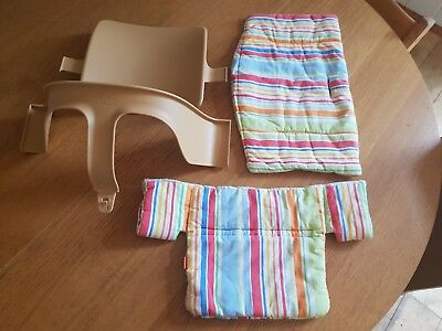 stokke tripp trapp high chair baby set and Covers