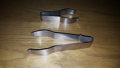 Ilford Film Hanging Tongs X2