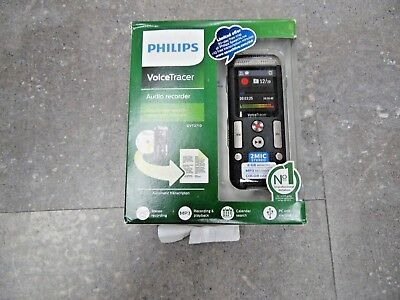 New Philips Voice Tracer Audio Recorder DVT2710   806348