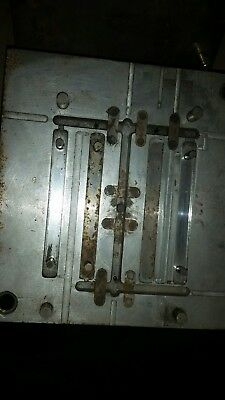 Test Bar Mold