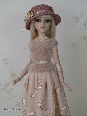 *evati* OOAK outfit for ELLOWYNE WILDE * AMBER * LIZETTE * Tonner *4