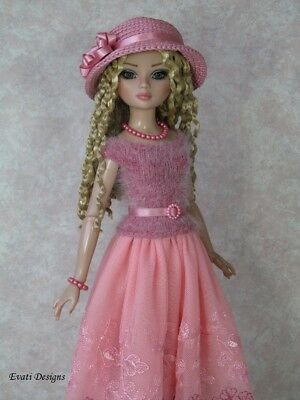 *evati* OOAK outfit for ELLOWYNE WILDE * AMBER * LIZETTE * Tonner *5