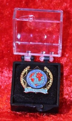 PIN IPA International Police Association 19mm Sammelbox