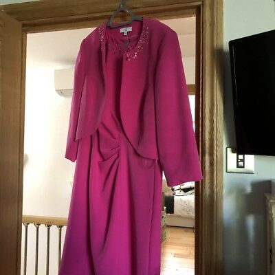 mother of the bride outfit size 16 used