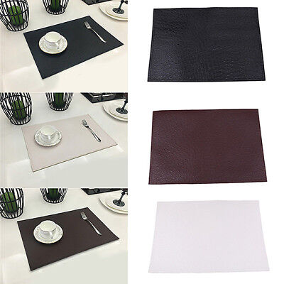 Fashion Placemat Table Desk Mat Heat Insulation Anti-skidding Kitchen Dining