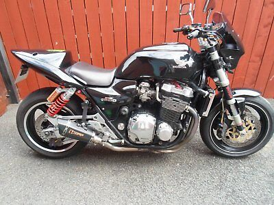 1998 honda cb 1300 super four streetfighter