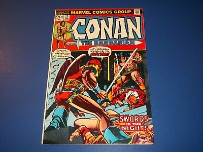 Conan the Barbarian #23 Bronze Age 1st Red Sonja Key Wow Barry Smith VF+ Gem Wow