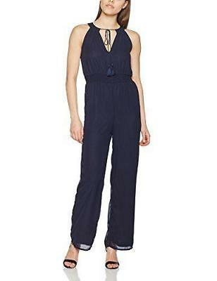 MELA LONDON NAVY JUMPSUIT size S / 10 new with tag  #26