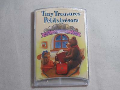 2000 Canada Tiny Treaures Uncirculated Coin Set - Sealed