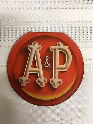 Vintage A&P Supermarket Advertising Promotional Sewing Kit West Germany