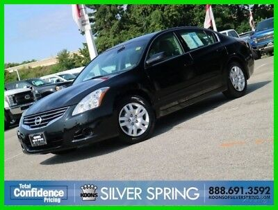 Nissan Altima 2.5 2010 2.5 Used 2.5L I4 16V Automatic FWD Sedan