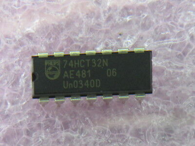1225 Pcs Philips 74Hct32N  Integrated Circuits