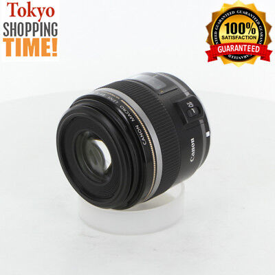 [EXCELLENT+++] Canon EF-S 60mm F/2.8 USM Macro Lens from Japan