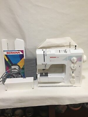 Bernina 1006 Mechanical Sewing Machine plus power cord in excellent shape.