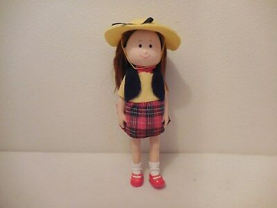 Madeline's Friends CHLOE Doll Classic Face 8 1/2 inches Eden 1998