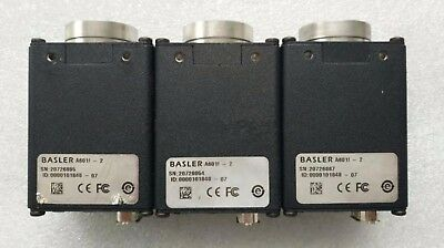 1PC Used A601f-2 BASLER Industrial Camera Tested