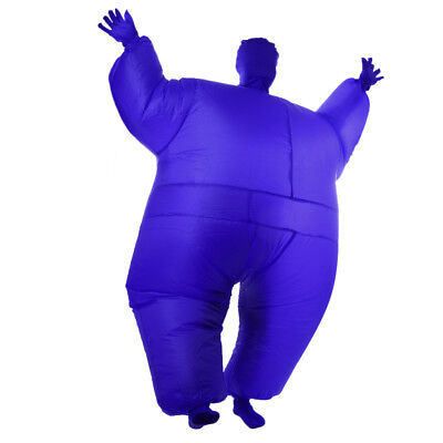 Inflatable Chub Costume Party Costume Blowup Halloween Fancy Dress