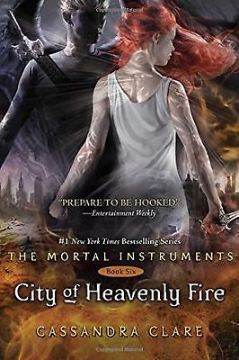 City of Heavenly Fire (The Mortal Instruments) New