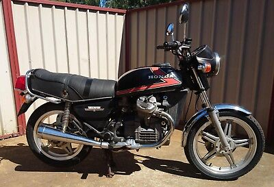 Honda CX400 Wing 1978 japanese domestic version of CX500 Shadow only 28,647 klms