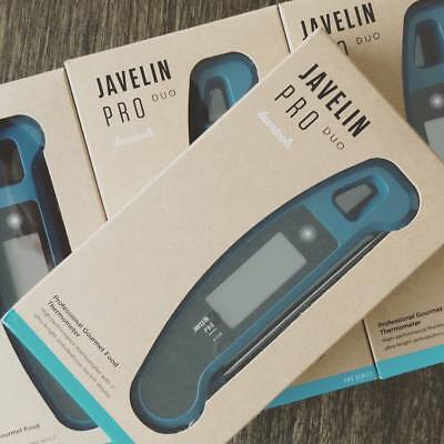 Lavatools Javelin PRO Duo Thermometer - BLUE Only