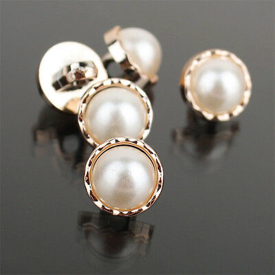 1 Piece Small Pearl Buttons Job Lot/Scrapbooking/Card Making/Crafting Gifts B21