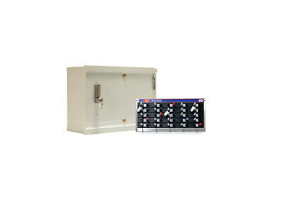 KeyTracker Mechanical Key Peg Board and Cabinet Peg-In Peg-Out System Power Free