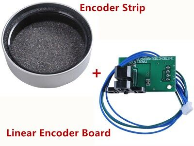 Encoder Strip + Linear Encoder Board /Sensor for Roland SP-300 SP540 FJ540 SC500