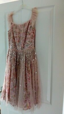 Girls signature by next dress great for bridesmaid flower girl age 11