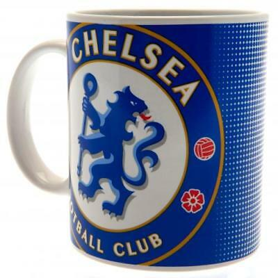 Official Licenced Chelsea Cup. Chelsea FC Mug. Blue. Boxed. Football Fan Gift
