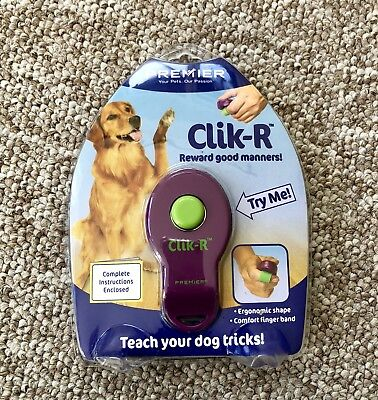 Click-R Training Clicker