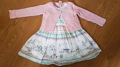 Baby Girls NEXT outfit/dress 1.5-2 Years