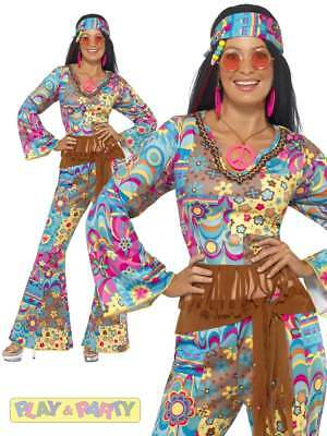 Flower Power Hippie Costume Plus Size - Flowers Healthy