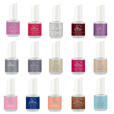 IBD Just Gel UV/LED Gel Polish 0.5oz. Buy 1 Get 1 at 50% Off.