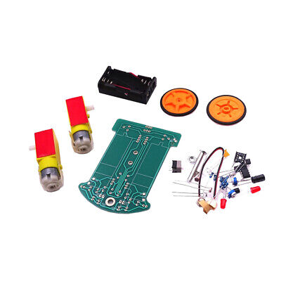 Intelligent Traing Robot Smart Car Module DIY Kit Reduction Motor Module