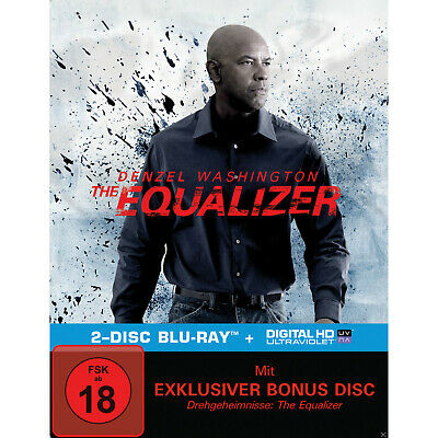 The Equalizer (Exklusive Steelbook Edition) - (Blu-ray)