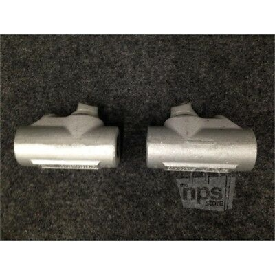 """Box of 2 Eaton EYDX31 Crouse-Hinds Expanded Fill Drain Sealing Fittings, 1"""""""