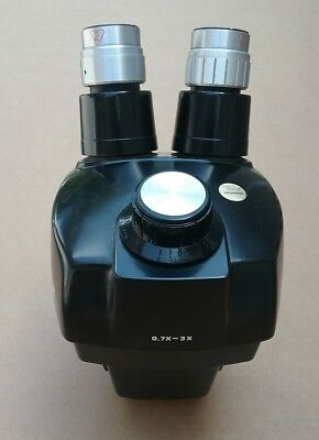 Used Bausch & Lomb Stereo Zoom Microscope Head 0.7X-3X
